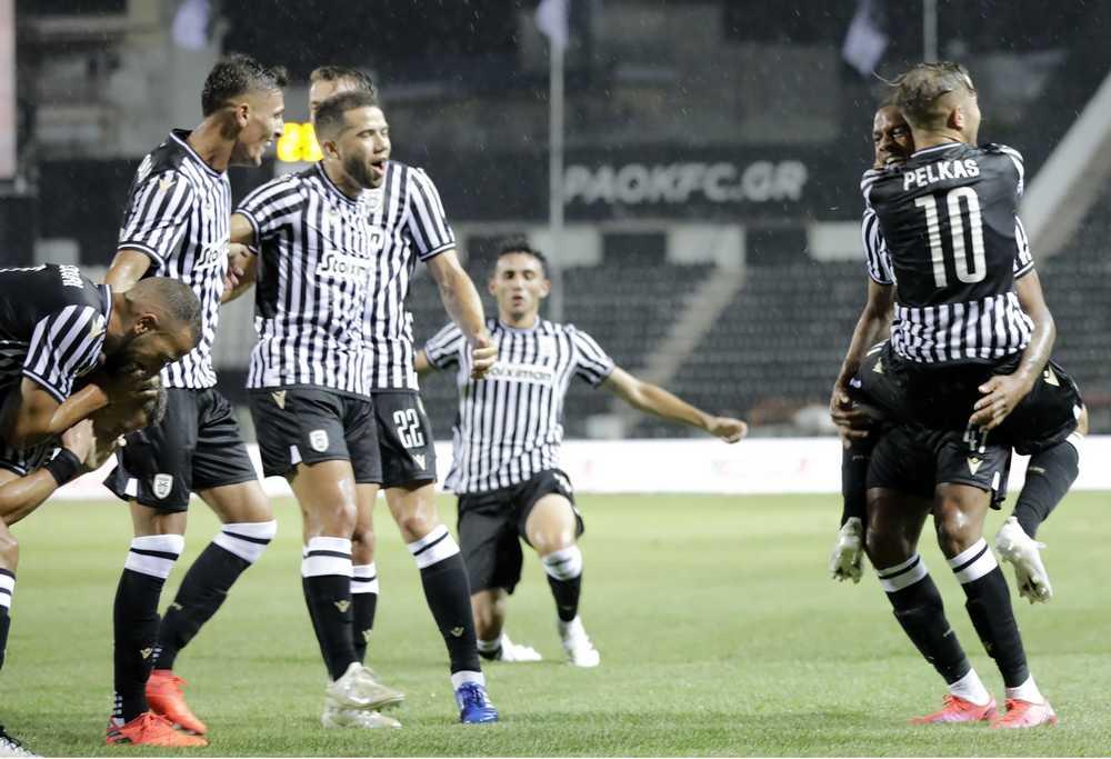 Τα γκολ από τη μεγάλη νίκη και πρόκριση του ΠΑΟΚ κόντρα στη Μπεσίκτας (ΒΙΝΤΕΟ)
