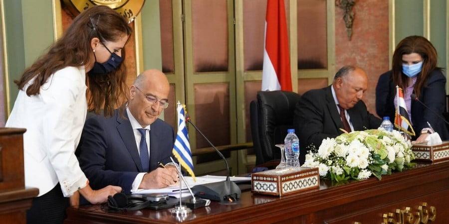 Αντιδράσεις κομμάτων της Κύπρου για καθορισμό θαλασσίων ζωνών μεταξύ Ελλάδας – Αιγύπτου