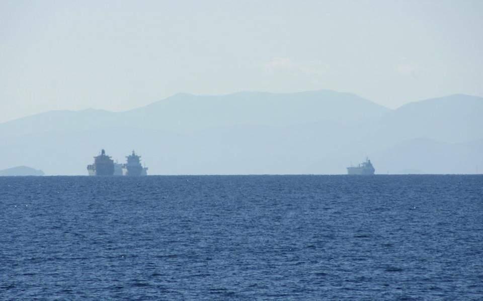 Προβληματισμός σε διεθνή ΜΜΕ για Αιγαίο, Μεσόγειο