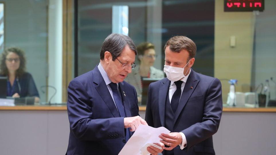 Κύπρος: Άξονας ασφάλειας με γαλλικό άρωμα