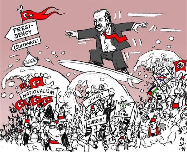 """Οι ενδιαφέροντες """"καιροί Ερντογάν"""" είναι καταραμένοι…"""