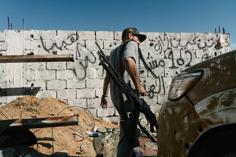 Αναφορές για μισθοφόρους του Ερντογάν που διεισδύουν στην Ευρώπη μέσω Λιβύης