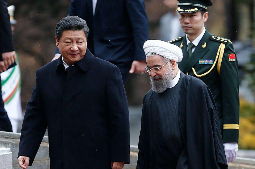 Ιράν: η νέα αποικία της Κίνας;