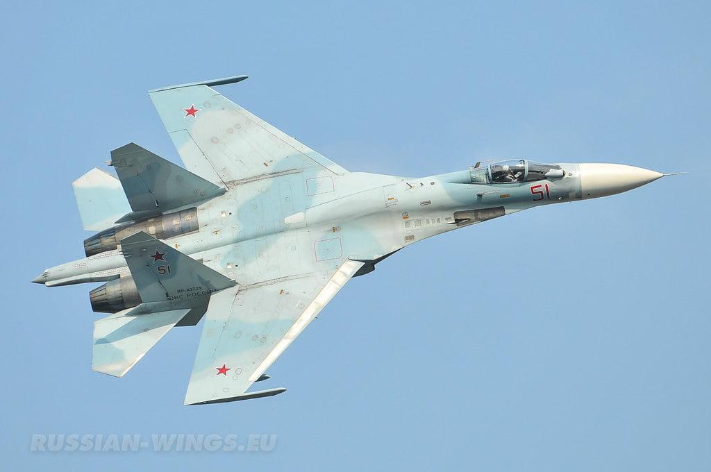 Ρωσικό μαχητικό απομάκρυνε δύο στρατιωτικά αεροσκάφη των ΗΠΑ πάνω από τον Εύξεινο Πόντο