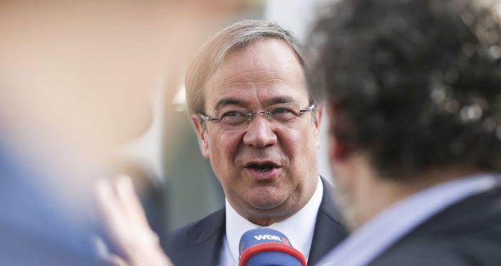 Στην Ελλάδα ο υποψήφιος ηγέτης του κόμματος της Μέρκελ, Άρμιν Λάσετ – Συνάντηση με Μητσοτάκη