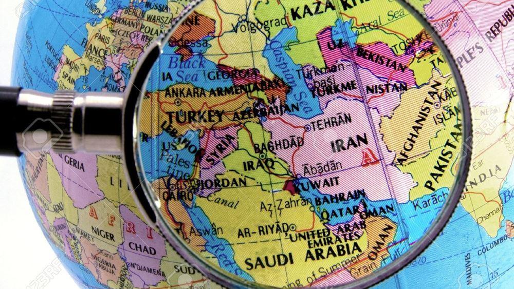 Ανατροπή του σκηνικού των τελευταίων πενήντα ετών στη Μέση Ανατολή