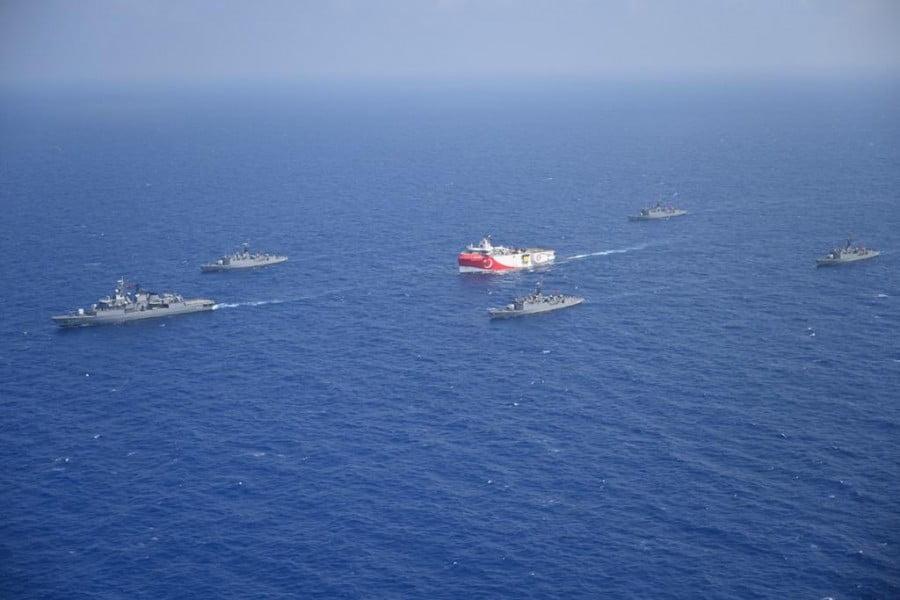 Φιλοτουρκική ιστοσελίδα: Η Τουρκία έχει κάθε λόγο να συνεχίσει την στρατηγική της Gunboat diplomacy στην Μεσόγειο απέναντι στην Ελλάδα