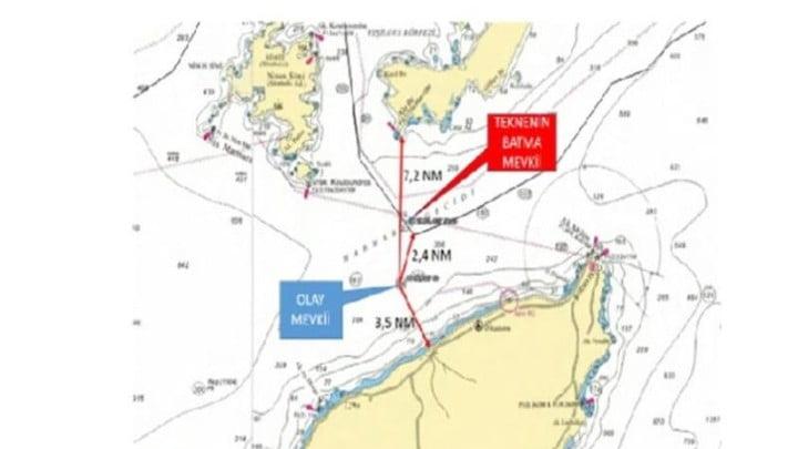 Επιχειρούσε να αποβιβάσει μετανάστες ανοιχτά της Ρόδου η τουρκική θαλαμηγός που ενεπλάκη σε επεισόδιο με το ελληνικό λιμενικό