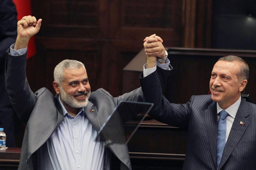 Ο αντιπρόεδρος της Τουρκίας αρνείται να δώσει εξηγήσεις σχετικά με την συνεργασία του με την Hamas