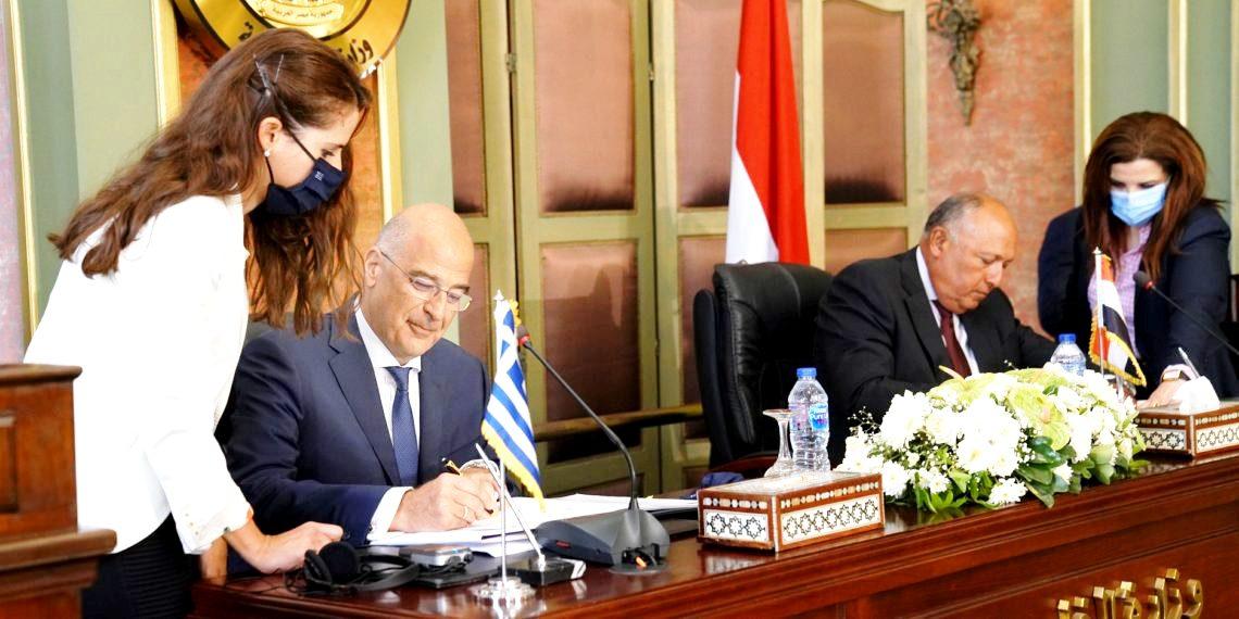 Οριστικό: Η Αίγυπτος επικύρωσε τη συμφωνία με την Ελλάδα για την ΑΟΖ