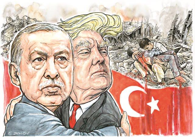 Να μπει φρένο στον Ερντογάν από Ε.Ε. και ΗΠΑ, για το καλό όλων