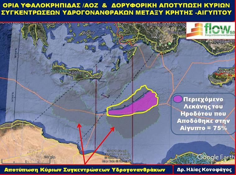 Η θαλάσσια οριοθέτηση με την Αίγυπτο (και γιατί δεν πρέπει να θριαμβολογούμε)