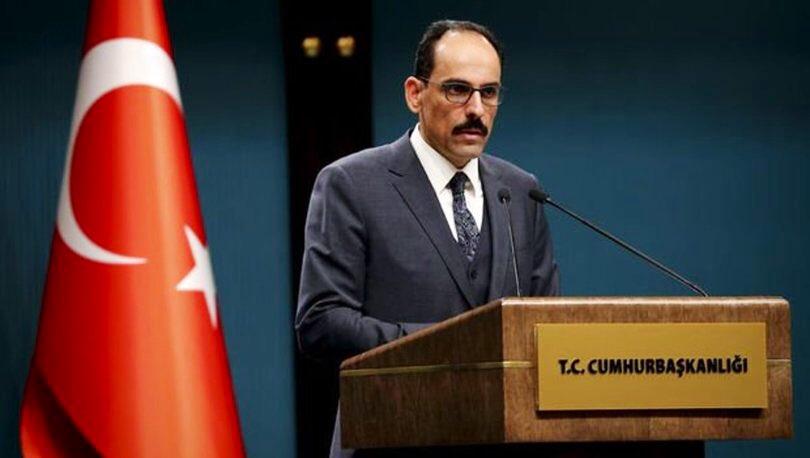 Ιμπραχίμ Καλίν: Θα υπογράψουμε συμφωνία με Αίγυπτο και Λίβανο
