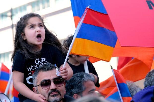 Σκληρή επίθεση των Αρμενίων στην Τουρκία: «Δεν μπορεί να παραδεχτεί το παρελθόν της»