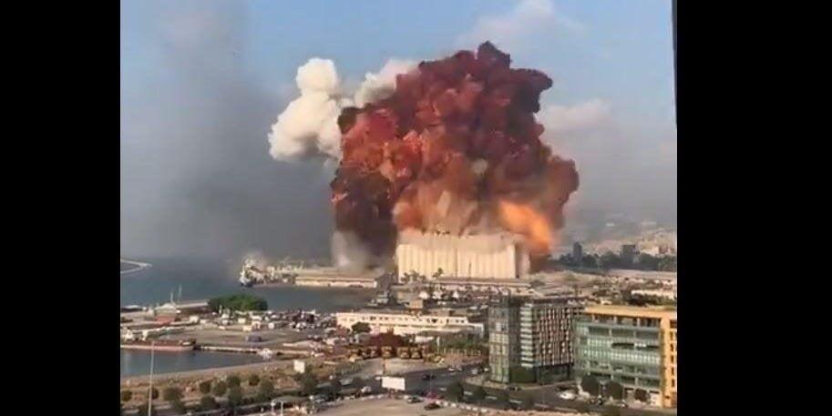 Εκρήξεις στη Βηρυτό: Ο πρόεδρος της χώρας λέει ότι εξετάζεται ακόμη και εξωτερική ανάμειξη