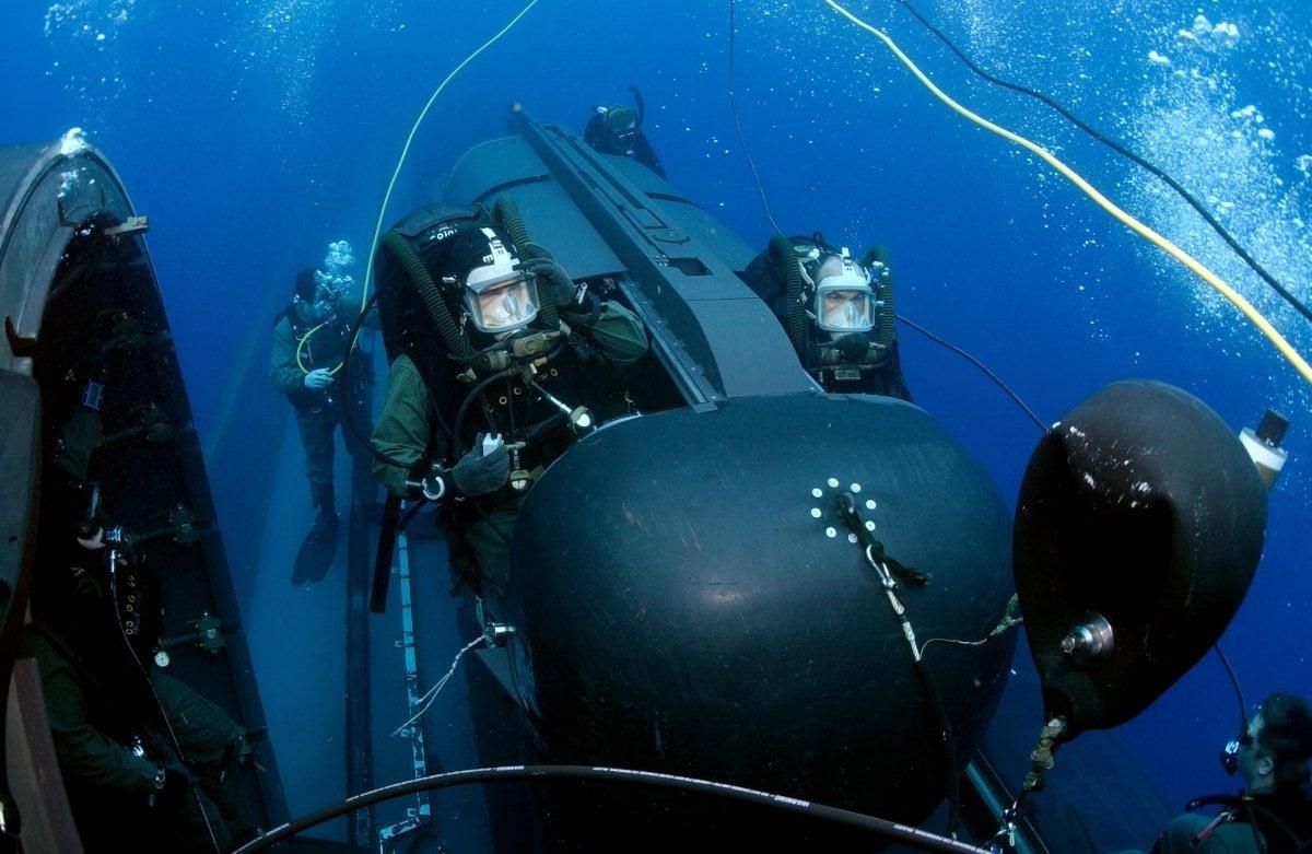 Γνωρίστε το υποβρύχιο όχημα (SDV) των Navy Seals – VIDEO