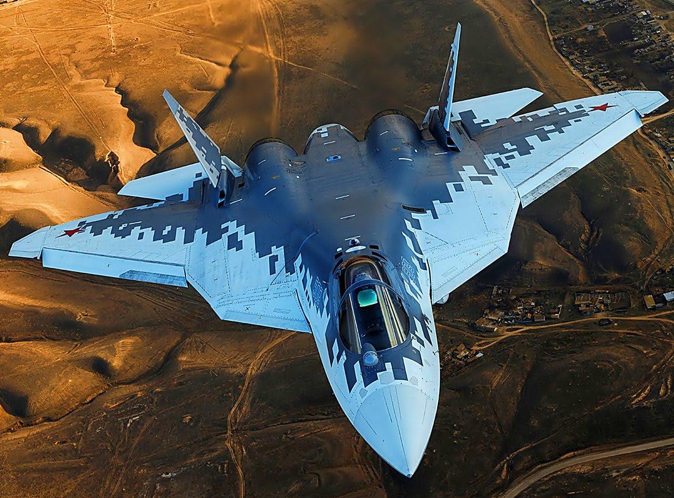 Στην τελική ευθεία η κοινοπραξία Ρωσίας – Τουρκίας για την κατασκευή μαχητικών Su-57 Stealth;