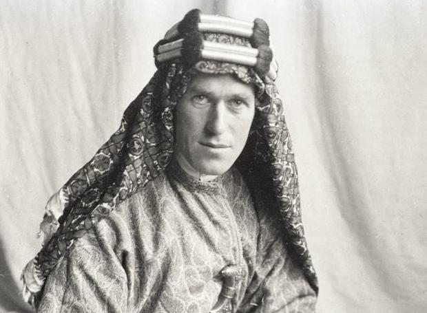 Αυτός ξεσήκωσε τους Άραβες εναντίον των Οθωμανών! Έγινε και ταινία…