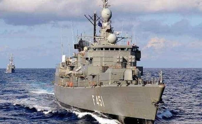Επακούμβηση – «Λήμνος»: Ψάχνει τη «ρεβάνς» το τουρκικό ναυτικό για το «στραπάτσο» του «Kemal Reis» – Συναγερμός στο Πολεμικό Ναυτικό
