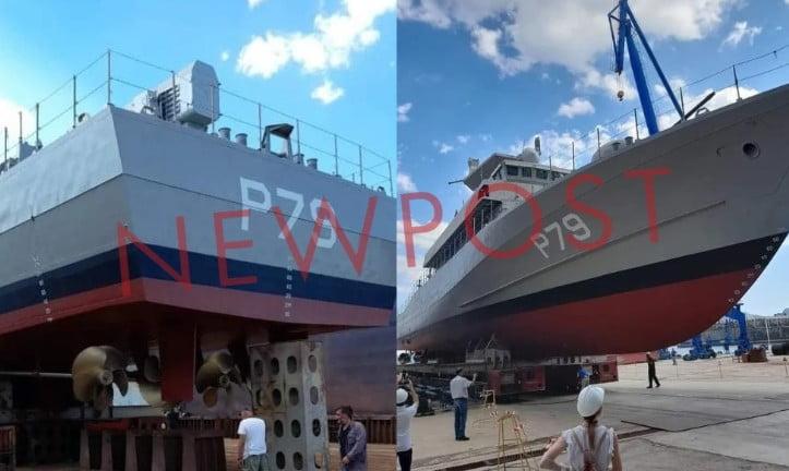 Όλα έτοιμα για την έξοδο της πυραυλάκατου «ΒΛΑΧΑΚΟΣ» στις θάλασσες