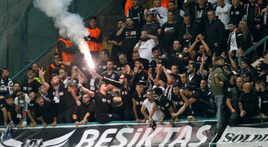 """Επίθεση Τούρκων σε ΠΑΟΚ μετά την κλήρωση με Μπεσίκτας: """"Θα σας ρίξουμε στο Αιγαίο – Κολυμπάτε;"""""""