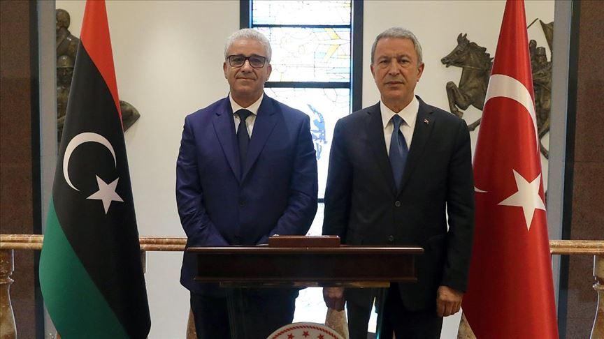 Ο Σαράζ καθαίρεσε τον υπουργό Εσωτερικών Μπάσαγα, σκληρό υποστηρικτή της Τουρκίας
