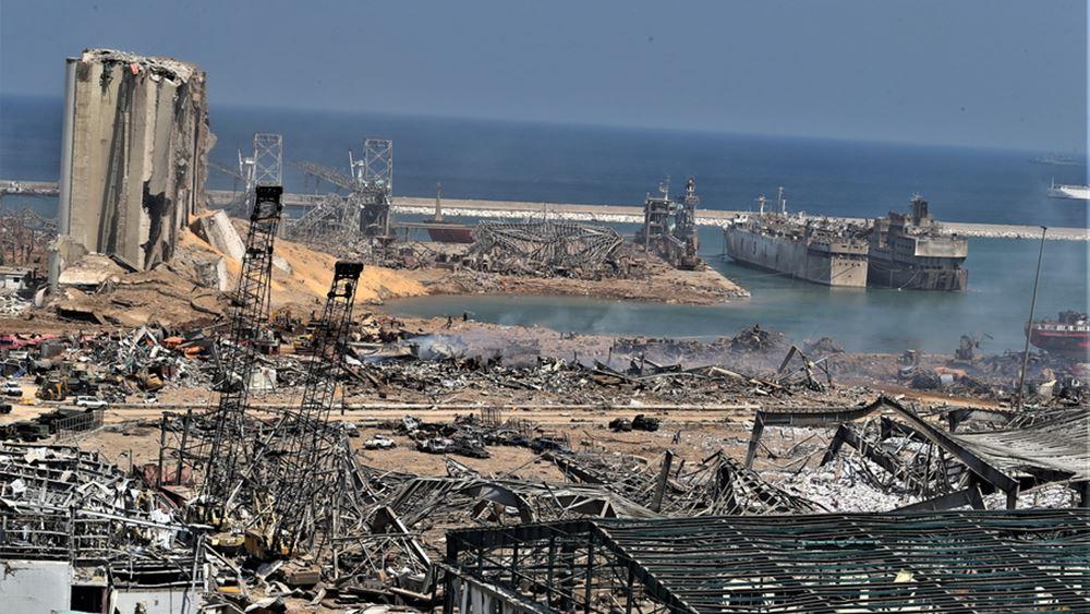 """Ειδικοί είχαν προειδοποιήσει: Αν το νιτρικό αμμώνιο δεν μετακινηθεί """"θα ανατινάξει τη Βηρυτό"""""""