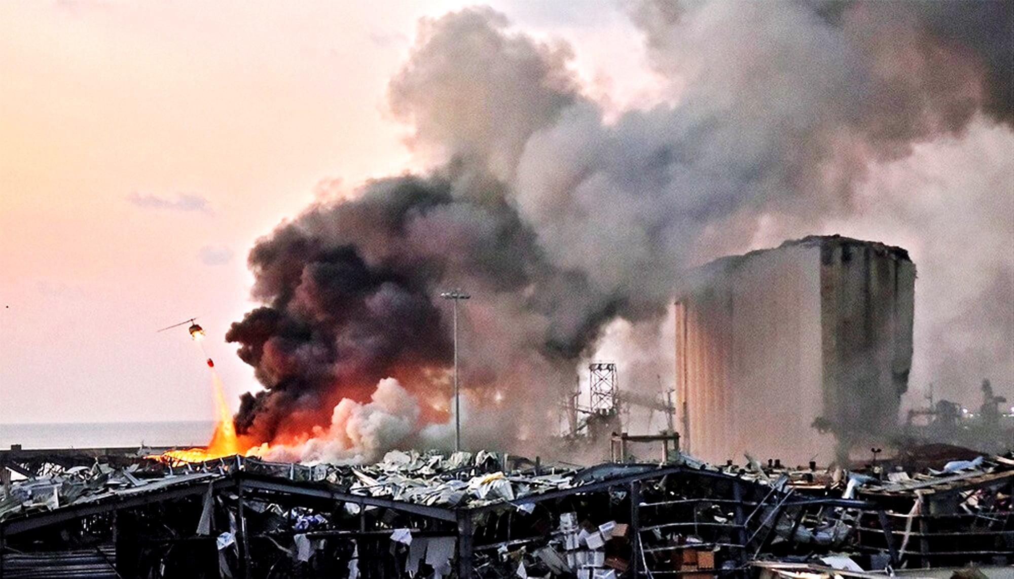 Έκρηξη πριν την έκρηξη! Εμφύλιος στον Λίβανο – Φωτιά στη Μέση Ανατολή