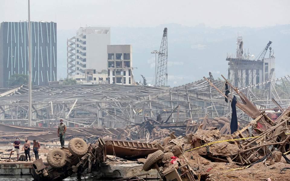 UNESCO: Εξήντα ιστορικά κτίρια της Βηρυτού κινδυνεύουν να καταρρεύσουν