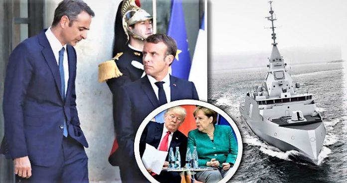 Οι φρεγάτες Belharra, η συμμαχία με τη Γαλλία και οι τρικλοποδιές ΗΠΑ-Γερμανίας