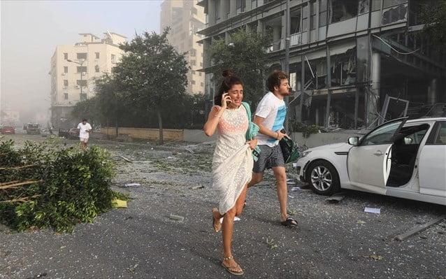 Τεράστιες οι καταστροφές στη Βηρυτό: Στους 78 οι νεκροί- Ανατινάχθηκαν 2.750 τόνοι νιτρικού αμμωνίου