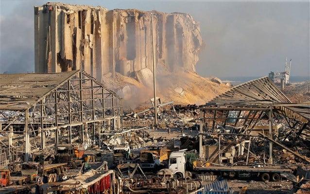 Ανείπωτη τραγωδία στο Λίβανο: Στους 135 οι νεκροί από την έκρηξη