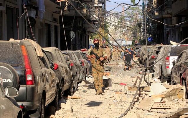 Λίβανος: Υποτίμηση-ρεκόρ του νομίσματος, ταραχές σε δυο πόλεις