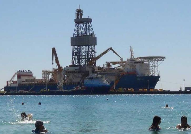 Έτοιμο για γεώτρηση στην κυπριακή ΑΟΖ το «Κανουνί», το τρίτο γεωτρύπανο της Τουρκίας