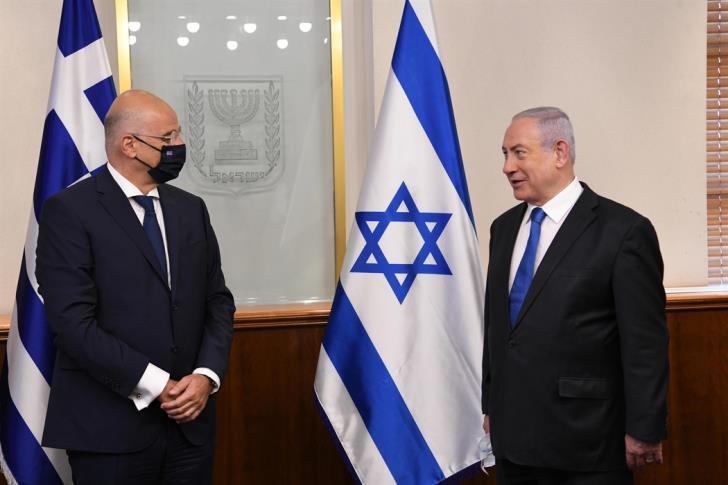 Το Ισραήλ σχηματίζει «αντιτουρκικό» πόλο