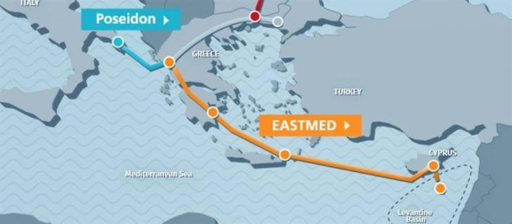 Ετοιμάζεται και η Ιταλία να υπογράψει τον Eastmed