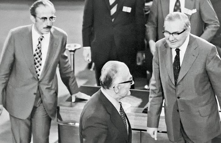 Οι εγγυήτριες δυνάμεις αναγνώρισαν τετελεσμένα εισβολής στην Κύπρο από το 1974