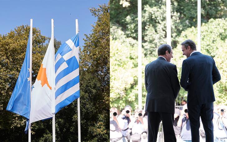 Ελλάδα και Κύπρος, μόνο με ενιαίο δόγμα έχουμε ελπίδες
