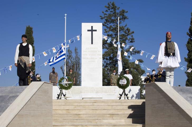 Το ενιαίο πολιτικό δόγμα Ελλάδος-Κύπρου είναι που χρειάζεται σήμερα