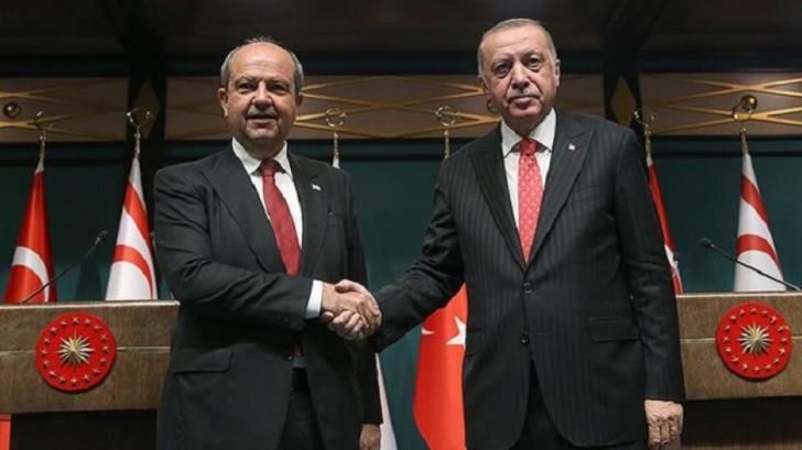 Τατάρ και Ερντογάν «σφράγισαν» την ατζέντα για Κυπριακό