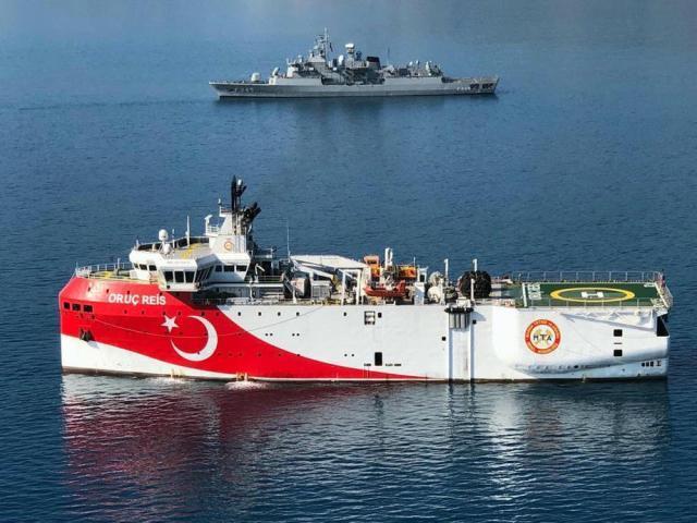 Υπό στενή παρακολούθηση το Oruc Reis- Toυρκική κινητικότητα στο Αιγαίο