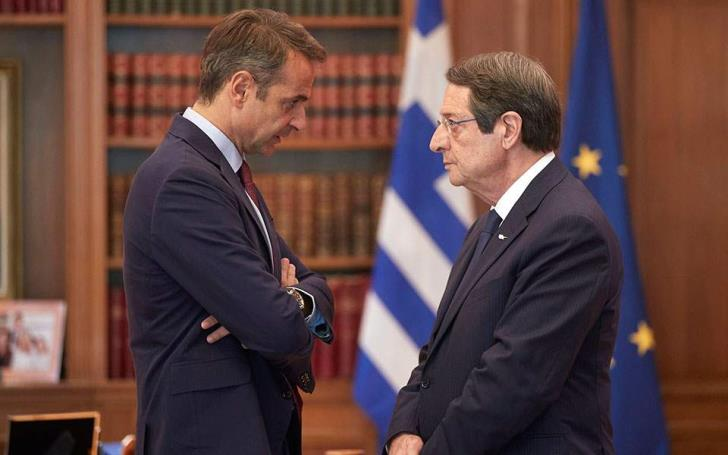Ελλάδα και Κύπρος με κοινή γραμμή ρίχνονται μαζί στη διπλωματική μάχη
