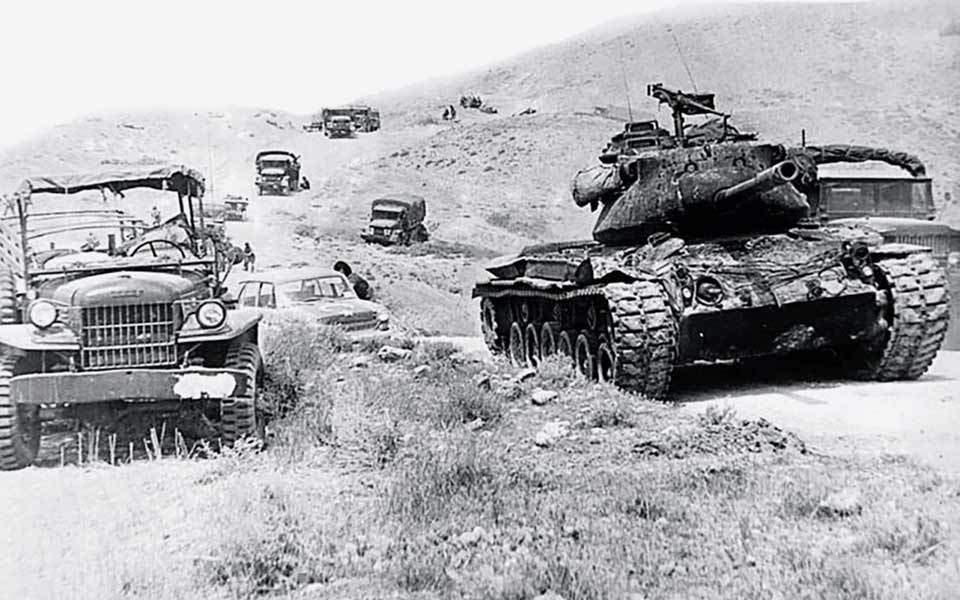 Πώς επιβλήθηκε το αμερικανικό εμπάργκο όπλων στην Τουρκία μετά την εισβολή στην Κύπρο