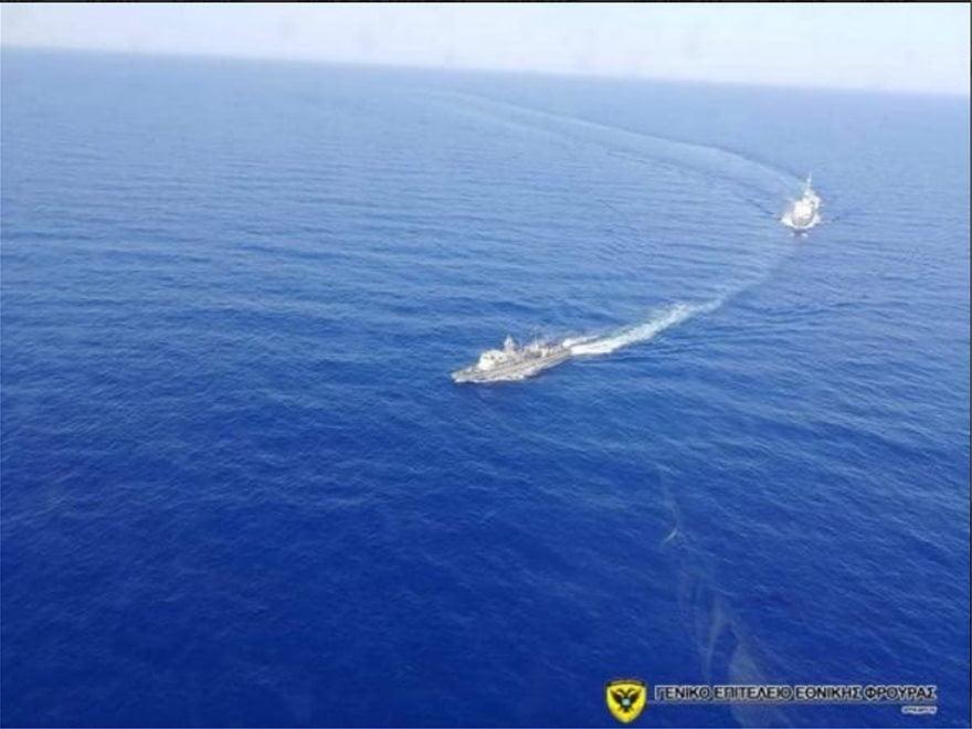 Οζερσάι: Ζητά ακύρωση ναυτικής άσκησης της Κυπριακής Δημοκρατίας στα Κόκκινα