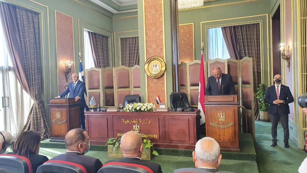 Τα Ηνωμένα Αραβικά Εμιράτα χαιρετίζουν τη συμφωνία ΑΟΖ μεταξύ Ελλάδας και Αιγύπτου
