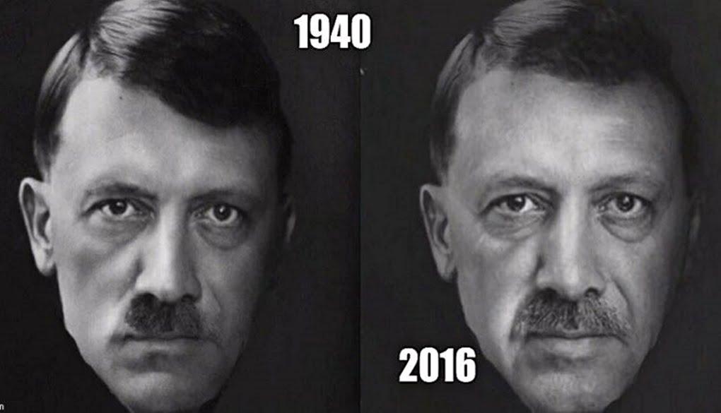 Ευρωπαίοι και Έλληνες να παύσουν να στρουθοκαμηλίζουν έναντι του Ερντογάν