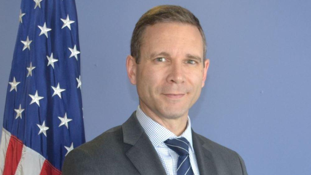 Αμερικανός πρόξενος Θεσσαλονίκης: Στρατηγική η σημασία της Αλεξανδρούπολης για όλη τη ΝΑ Μεσόγειο