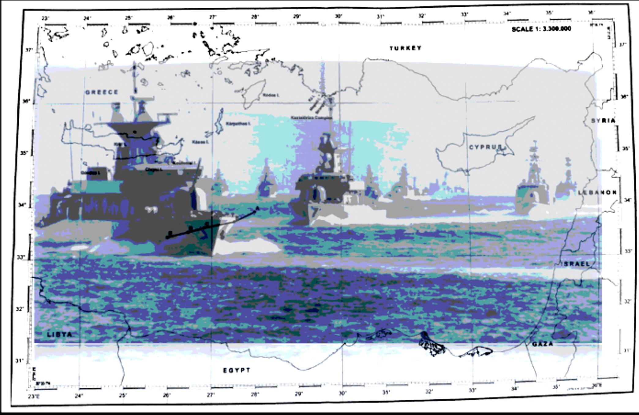 Στα σκαριά νέος άξονας Ασφάλειας – Συνεργασίας από Μεσόγειο μέχρι Κόλπο