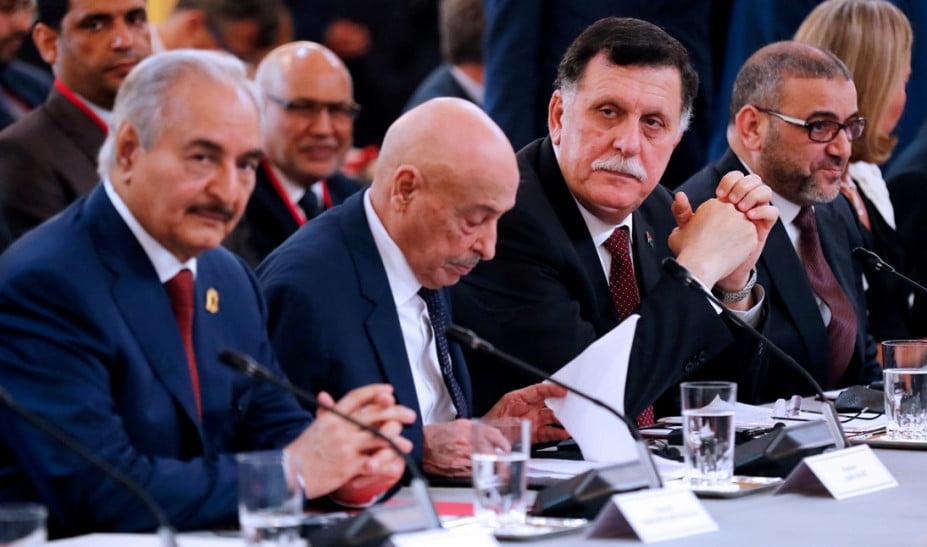 Toυρκία και Ιταλία διαμορφώνουν το νέο επιτελείο της κυβέρνησης Σάραζ στην Λιβύη