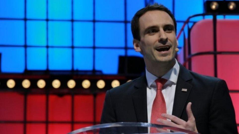 Μιχάλης Κράτσιος-Κοτσακάς: Από τη Χίο ο νέος υφυπουργός Άμυνας των ΗΠΑ